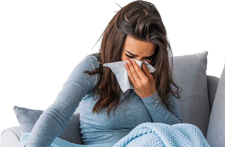 Influenza e raffreddore sintomi e rimedi